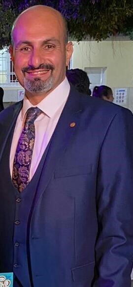 Mohamed Safwat.jfif - تعيين محمد صفوت مديرًا لإدارة الأمن بفندق فيرمونت نايل سيتي