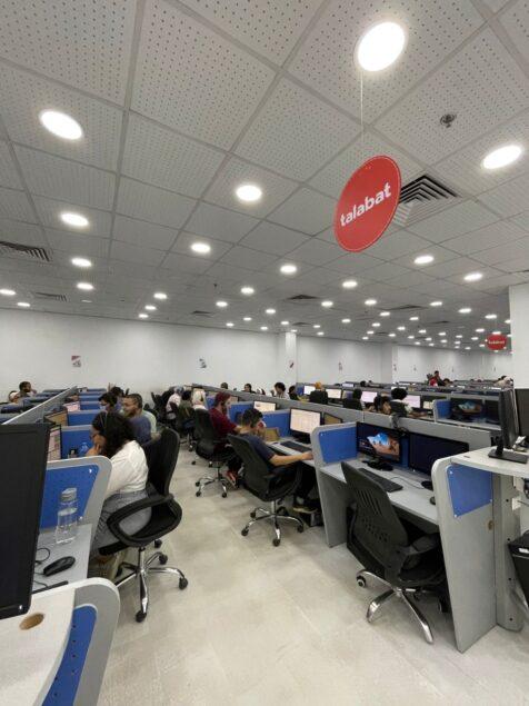 IMG 20210927 WA0051 476x635 - طلبات تعلن عن تطوير مركز خدمة العملاء الإقليمي بالقاهرة