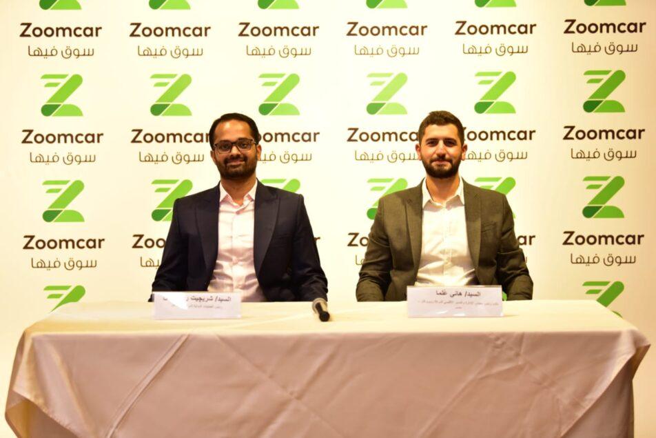 IMG 20211019 WA0140 952x635 - زووم كار Zoomcar تطلق أعمالها في مصر مستهدفة ضم ٢٠٬٠٠٠ سيارة إلى أسطولها بنهاية عام ٢٠٢٢